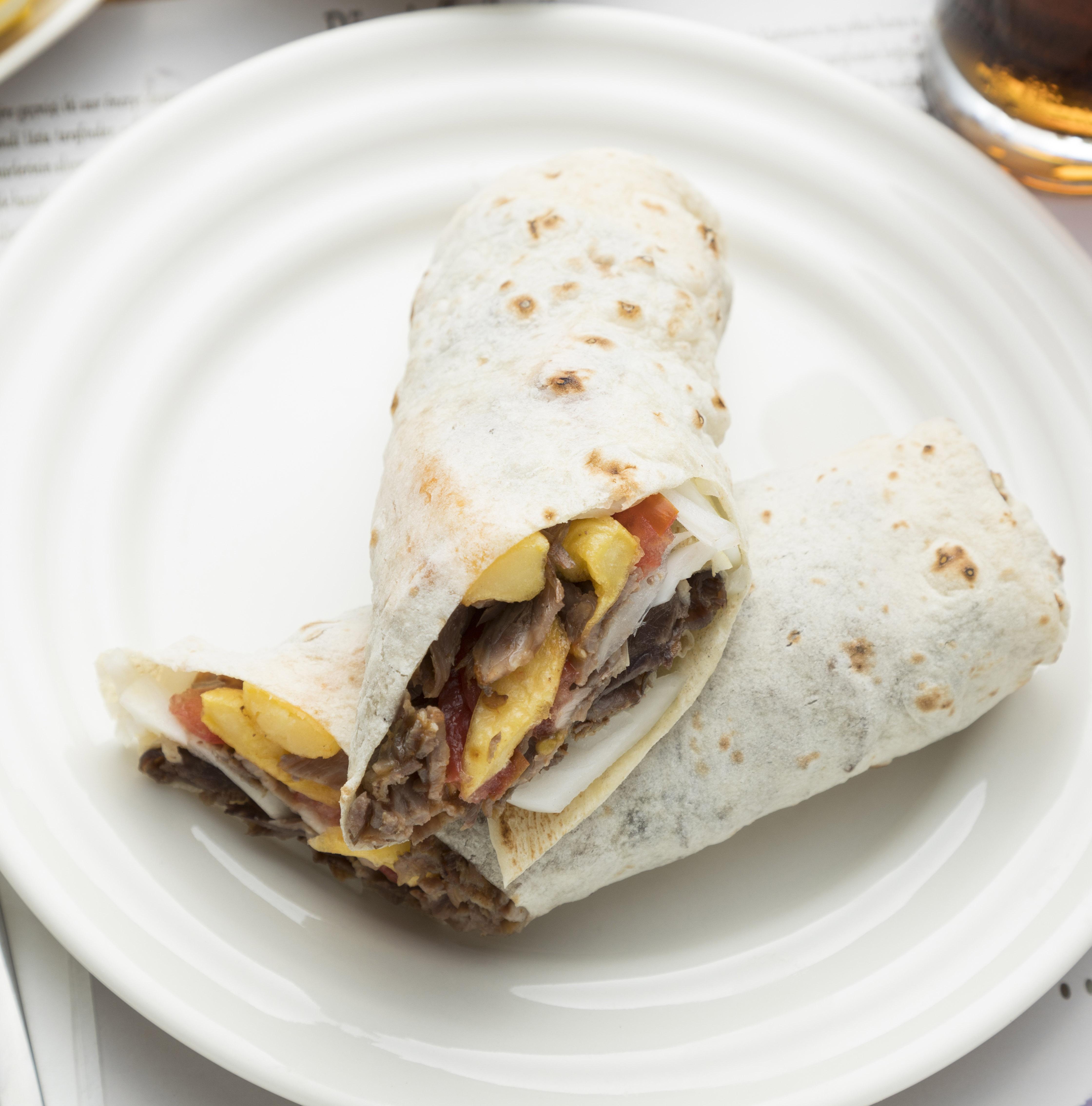 Dürüm Döner / Doner Kebab Wrap